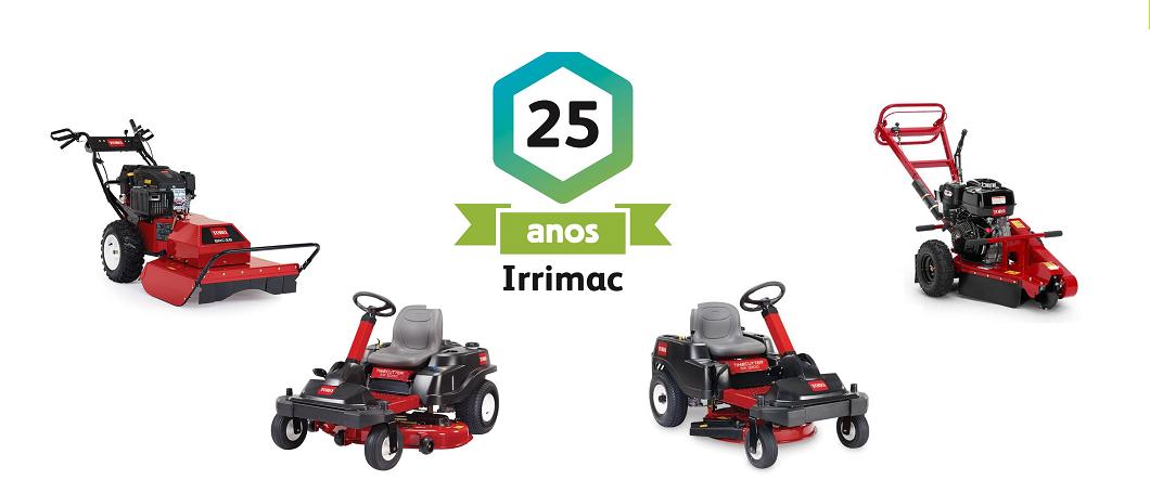 Irrimac Lda - Equipamentos manutenção espaços verdes